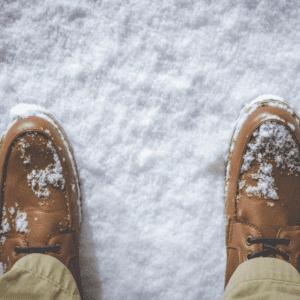 clean carpets during Snowy Season