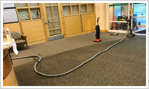 Carpet Extraction from Buildingstars Commercial Cleaning is a Specialty Cleaning Service which uses hot water and top quality cleaning chemicals to restore your carpets!