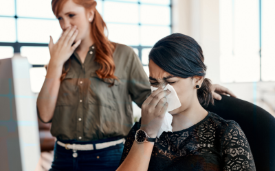 How Germs Spread is important to your health and safety. Trust the experts at Buildingstars Commercial Cleaning to fight against infectious invaders at your workplace!